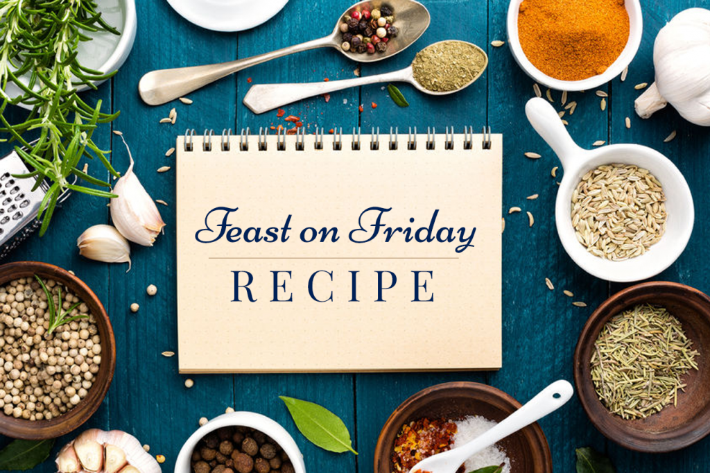 Feast on Friday: Appetizers–A Little Taste of Heaven
